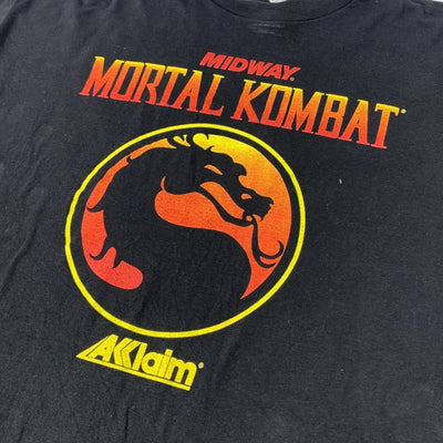 1993 Mortal Kombat 'Mortal Monday' T-Shirt