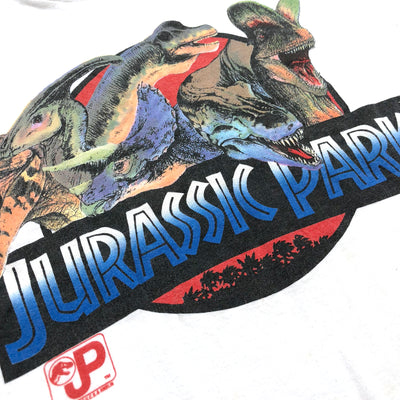1993 Jurassic Park Graphic T-shirt