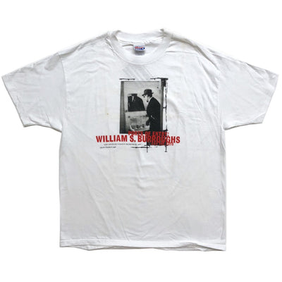 1996 William S. Burroughs Point of Entry T-Shirt