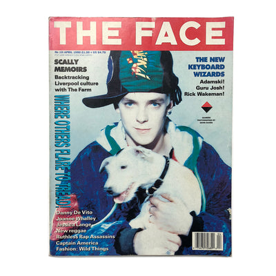 The Face Magazine April 1990 Issue