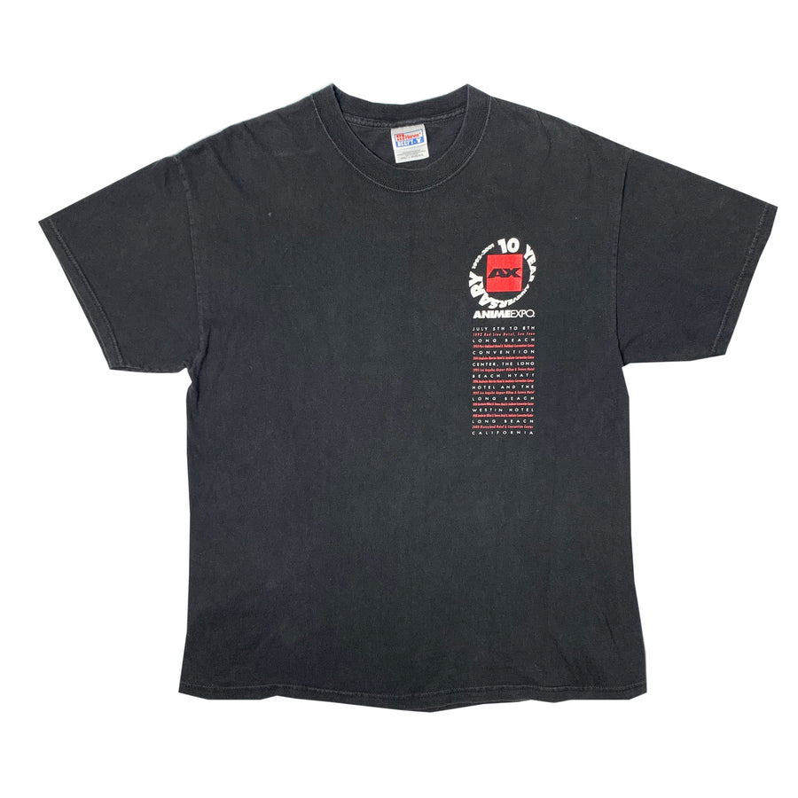 2001 Steam Detectives Anime Expo T-Shirt
