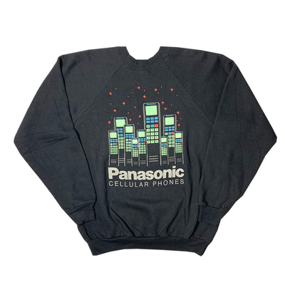 90's Panasonic Cellular Phones Sweatshirt