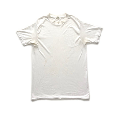 80's Single Stitch Brut White T-Shirt