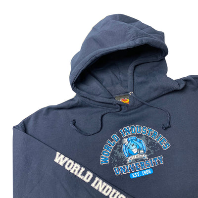 Early 00's World Industries University Hoodie