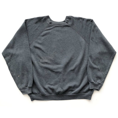Early 90s Tultex Grey Pullover Sweatshirt