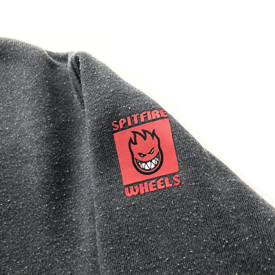 Late 90s Spitfire Live to Burn Hoodie
