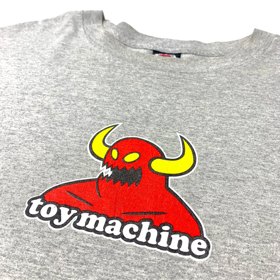90's Toy Machine Devil Logo Longsleeve T-Shirt