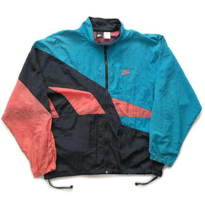 90s Nike Zipped Shell Jacket