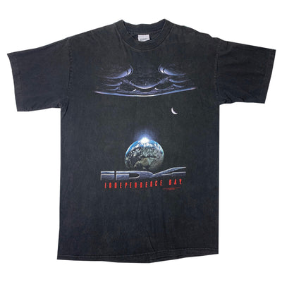 1996 Independence Day Mothership T-Shirt
