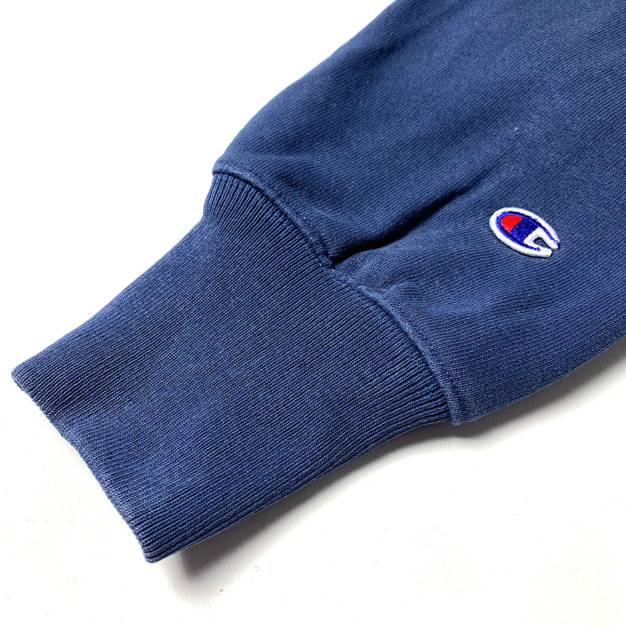 80's Champion Reverse Weave Navy Sweatshirt