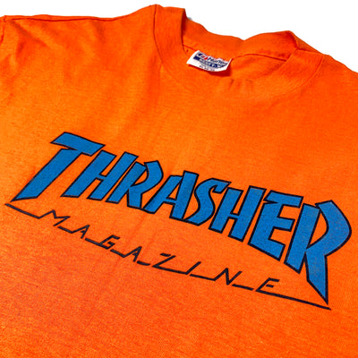Early 90's Thrasher Magazine logo T-Shirt