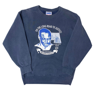 00's Martin Luther King Road to Justice Sweatshirt