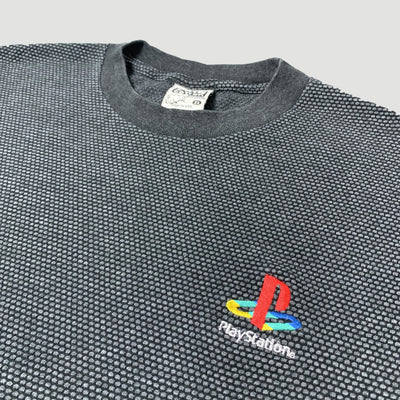 Late 90's PlayStation Logo Jacquard T-Shirt