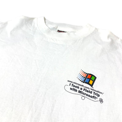 90's Microsoft Windows 95 Field Trip T-Shirt