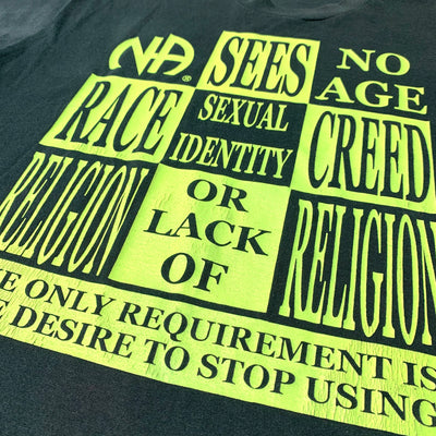 90's NA Sees No Prejudice T-Shirt