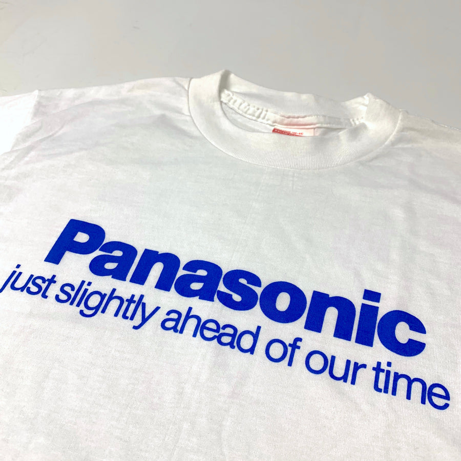 80's Panasonic Ahead of Time T-Shirt