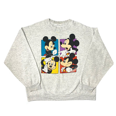 Early 90's Disney Mickey Mouse Sweatshirt