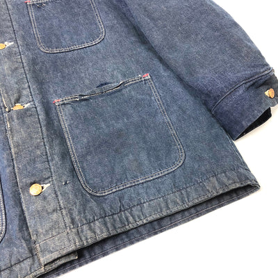 60's Wrangler Big Ben Blanket Lined Work Jacket
