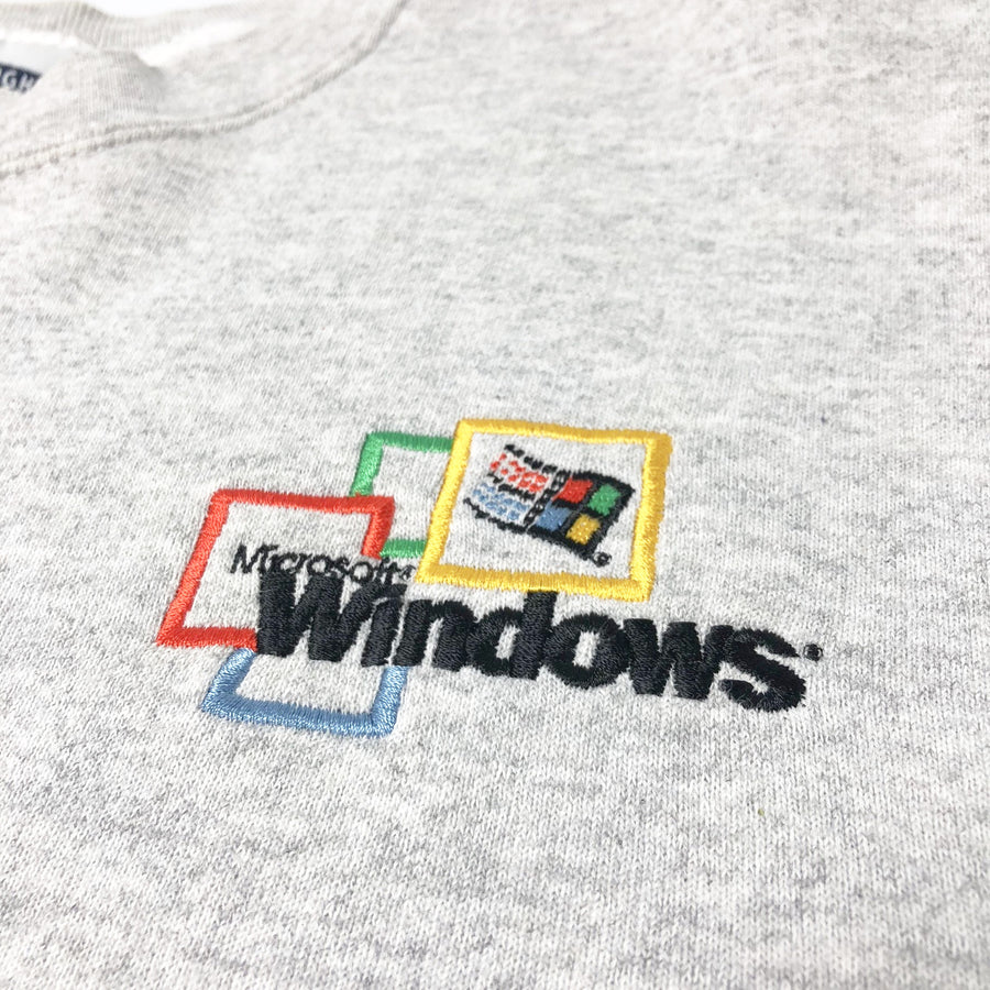 90s Microsoft Windows Sweat