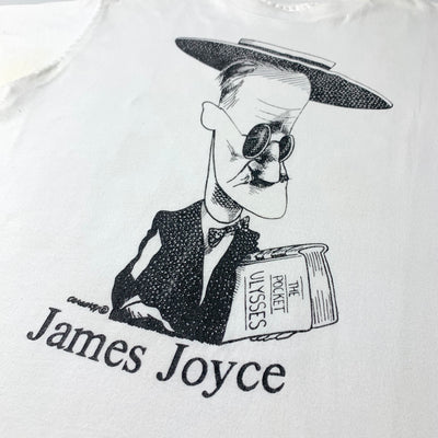 Early 90's James Joyce Largely Literary T-Shirt