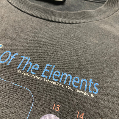 2002 Periodic Table of the Elements T-Shirt