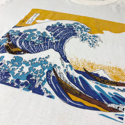 80's Hokusai Great Wave T-Shirt