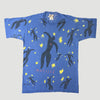90's Matisse Fall of Icarus All Over T-Shirt