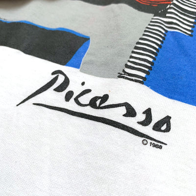 1988 Picasso Still Life With Guitar T-Shirt