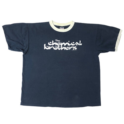 1996 Chemical Brothers Ringer T-Shirt