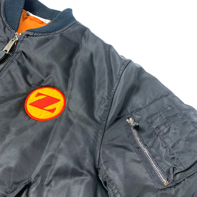 Early 90's Rezerection Hardcore Bomber Jacket