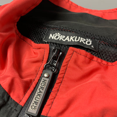 90's NoraKuro Manga Zipped Jacket