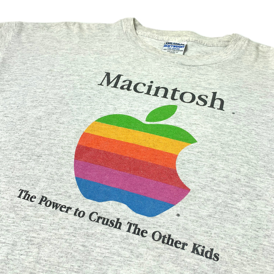 Late 90's Apple Power to Crush Longsleeve T-Shirt