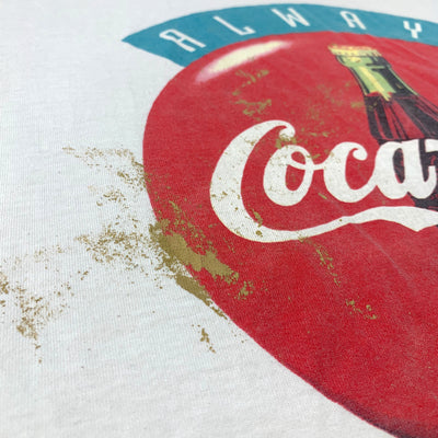 90's Coca-Cola 'Always Coca-Cola' T-Shirt