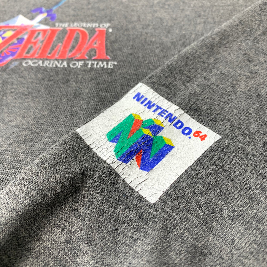 1998 N64 Zelda Ocarina of Time Sweatshirt