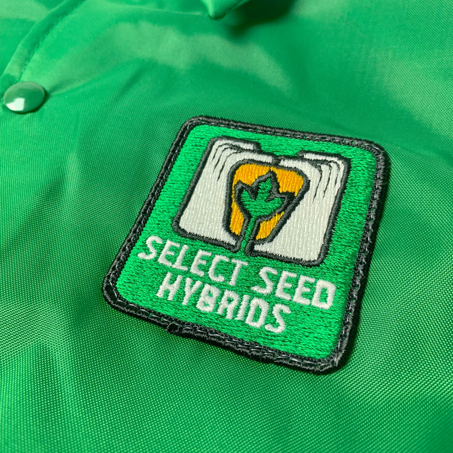 90's Select Seed Hybrids Jacket