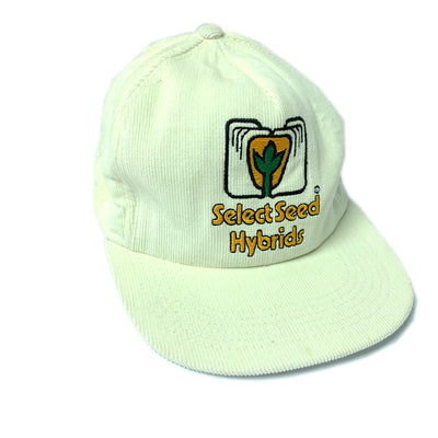 90's Select Seed Hybrids Snapback Cap