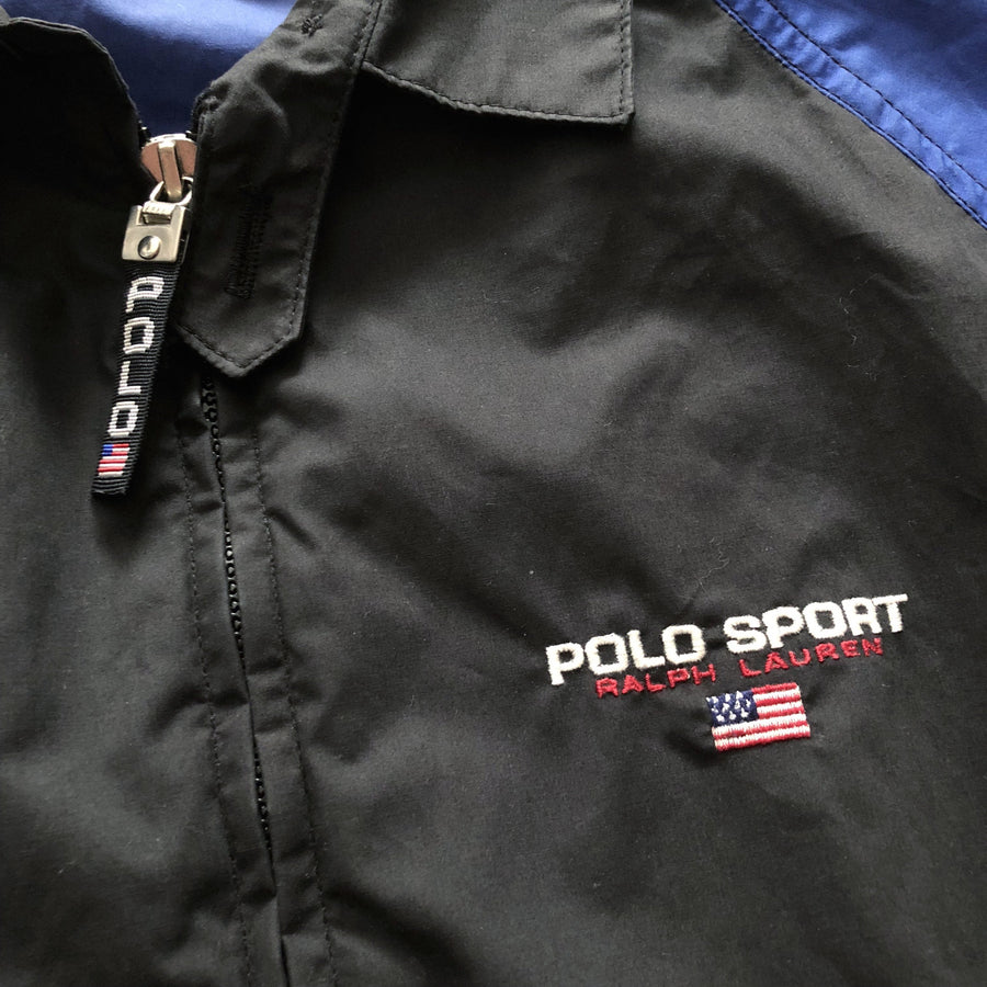 90s Polo Sport Zip Up Jacket
