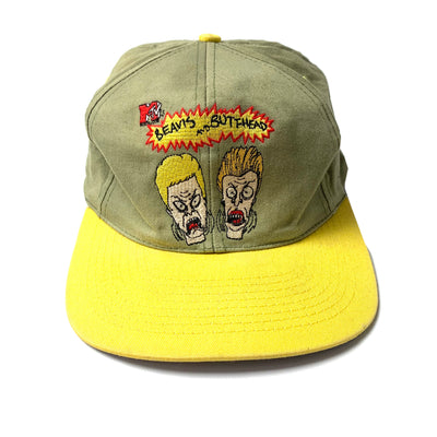 1993 Beavis & Butthead This Cap Sucks Snapback