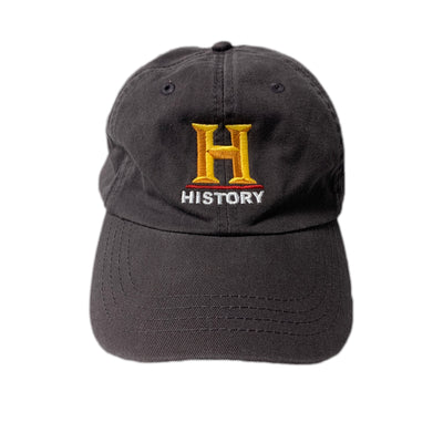 90's History Channel Strapback Cap
