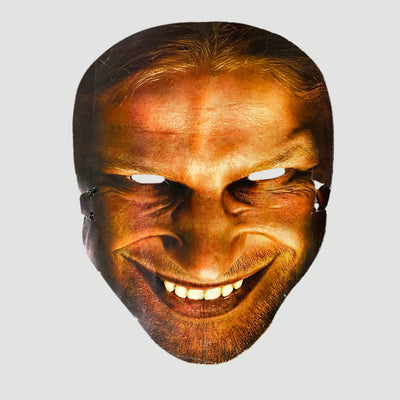 1996 Aphex Twin LP Promo Mask