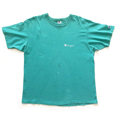 Early 90s Champion Teal T-Shirt