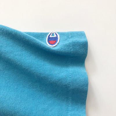 Early 90s Champion Aqua T-Shirt
