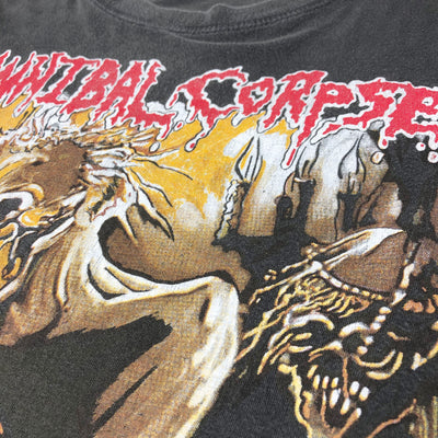 1992 Cannibal Corpse Tomb of the Mutilated T-Shirt