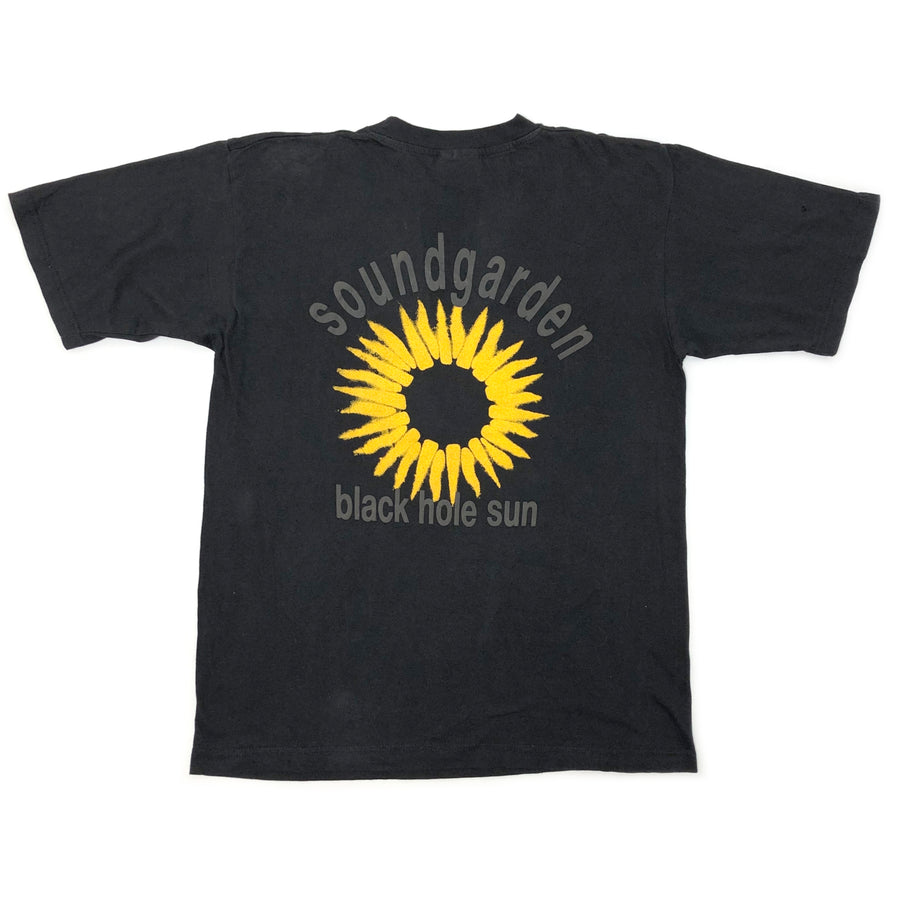 1994 Soundgarden Black Hole Sun T-Shirt