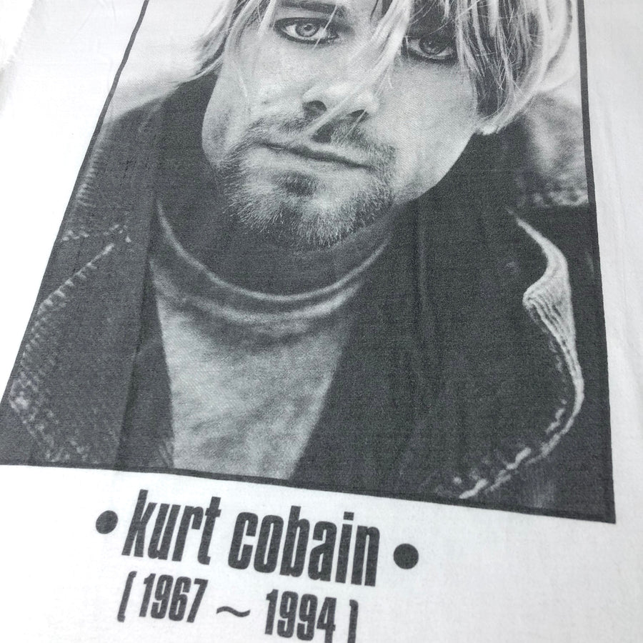 1995 Kurt Cobain Tribute T-Shirt