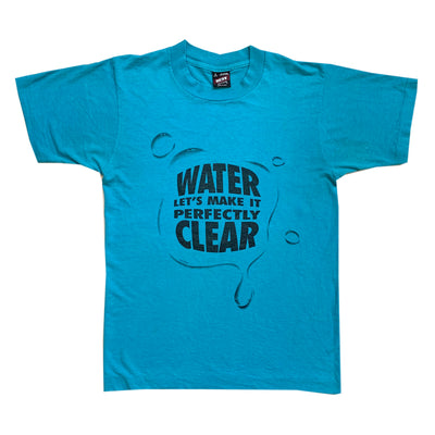 80's Water Lets make it clear T-Shirt