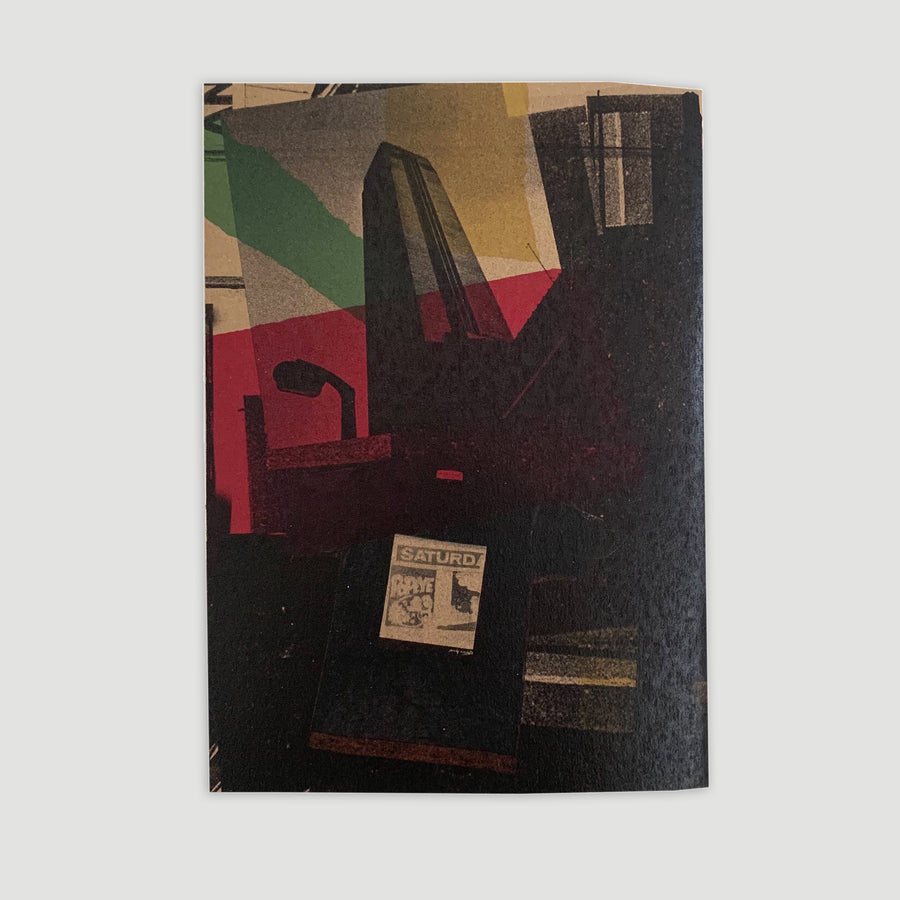'T-Shirt Factory' Unified Goods X Tate Modern Zine