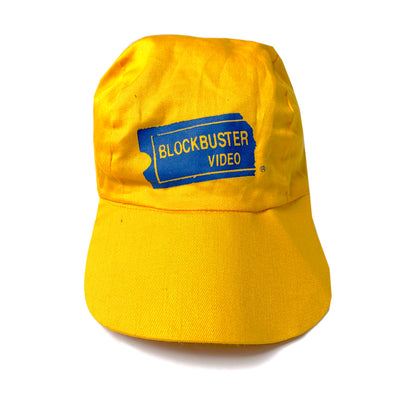80's Blockbuster Video Staff Cap