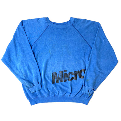 Early 90's Microsoft Logo Sweatshirt