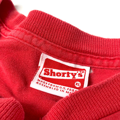 90's Shortys 'S' Sleeve T-Shirt